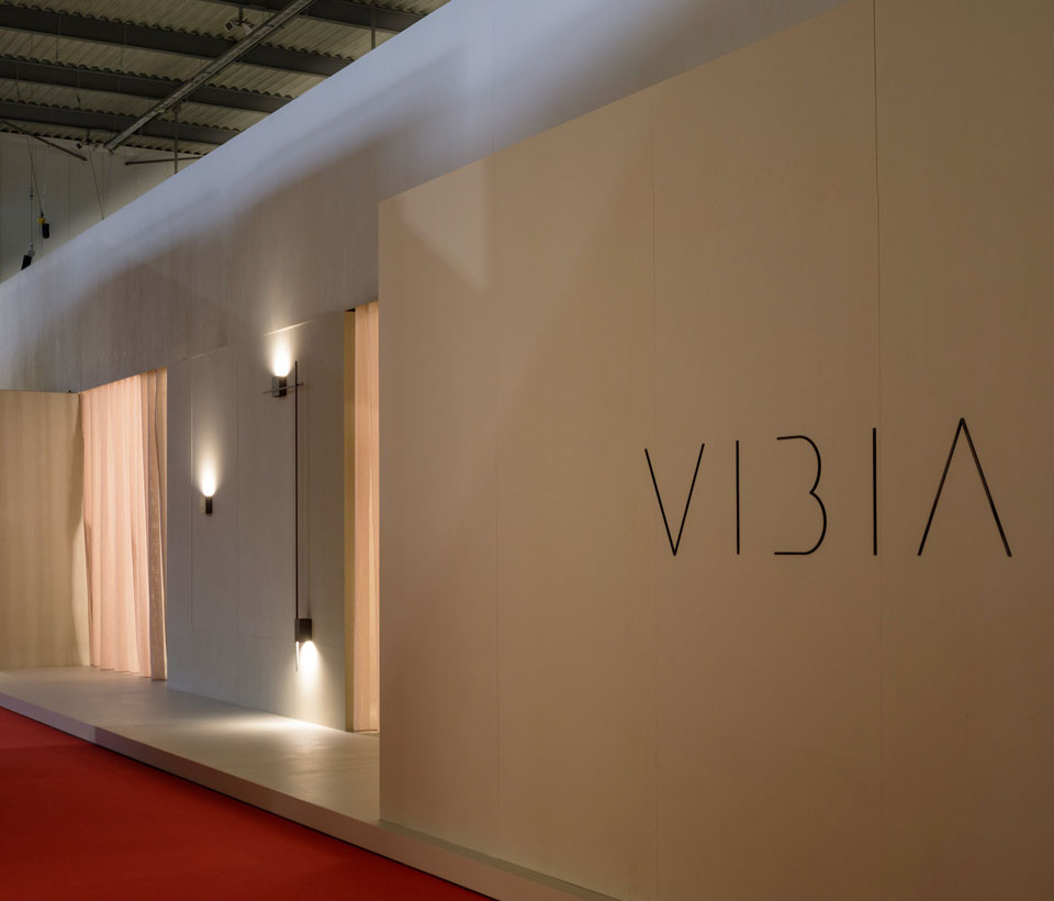 Vibia Euroluce 2019 - Structural by Arik Levy