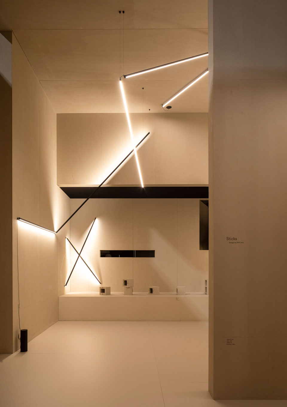 Vibia Stories - Sticks by Arik Levy