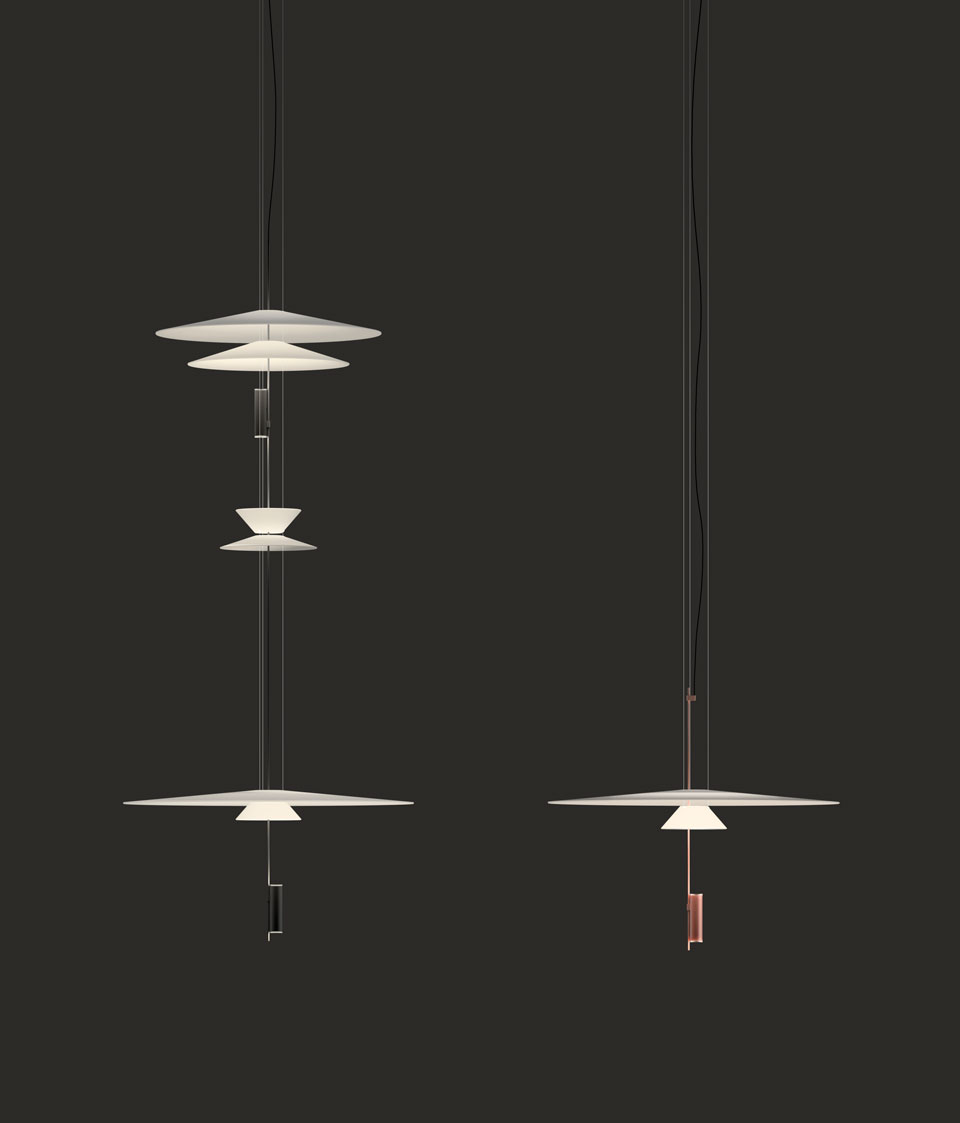 Vibia - Stories - Stairwell Ideas - Flamingo