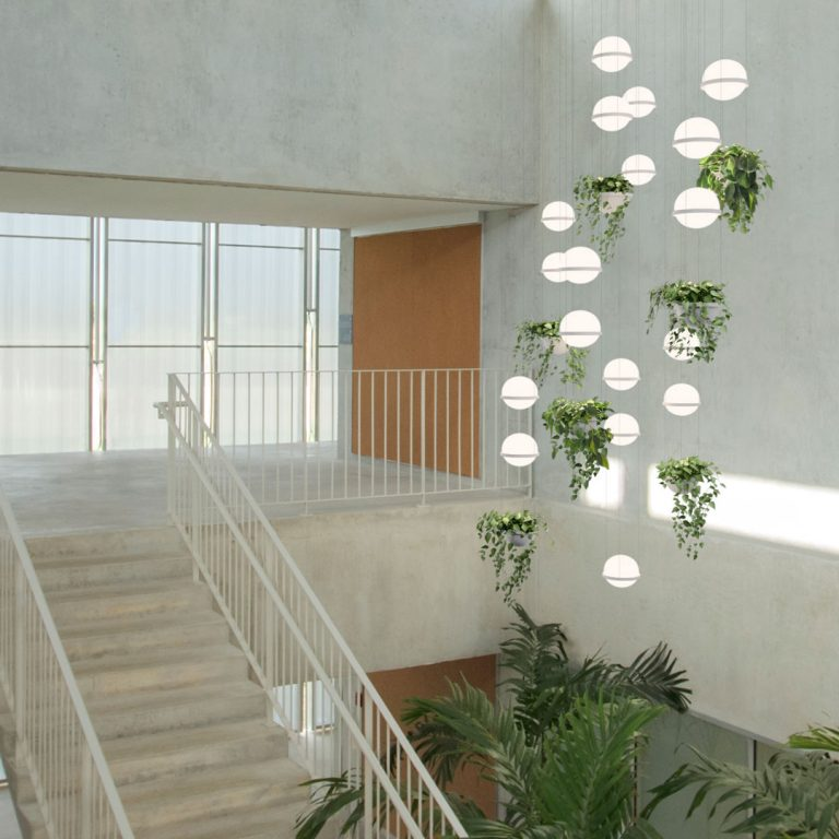 Inspired Ideas for Brightening Stairwells