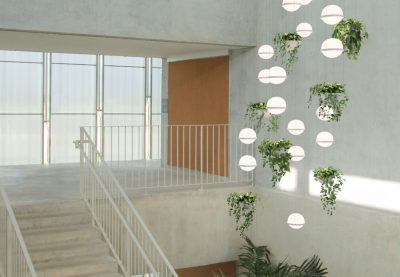 Vibia The Edit - Palma - Stairwell Ideas