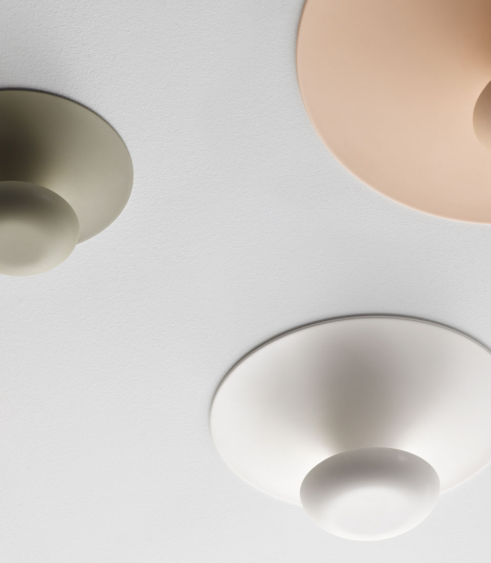 Vibia - Stories - A Sculptural Statement - Funnel