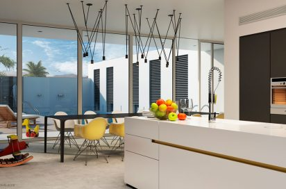 Dining and Design: Vibia Elevates Eating Spaces