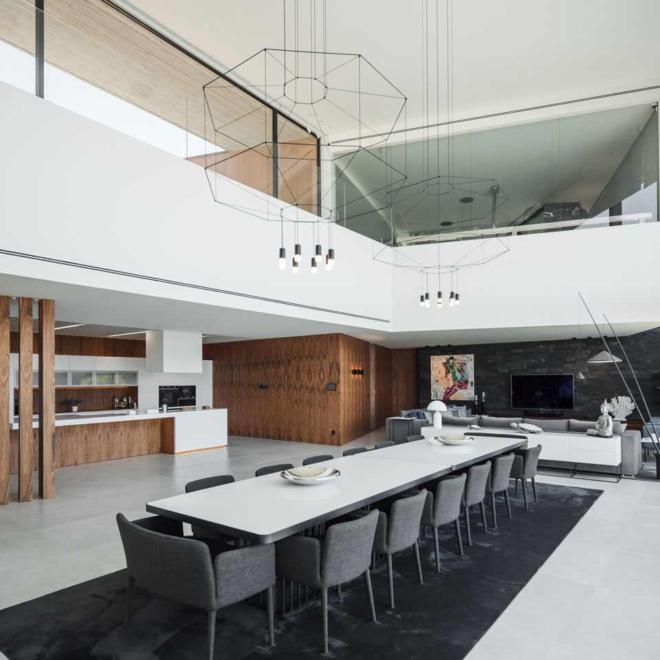 Vibia - Stories - Dinning Design _ Casa Fonseca
