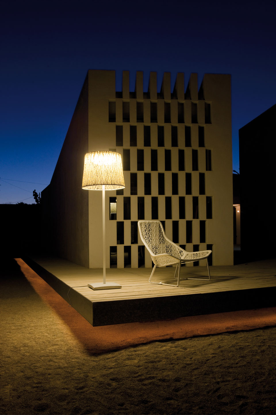 Vibia - Stories - Wind Outdoor Collection