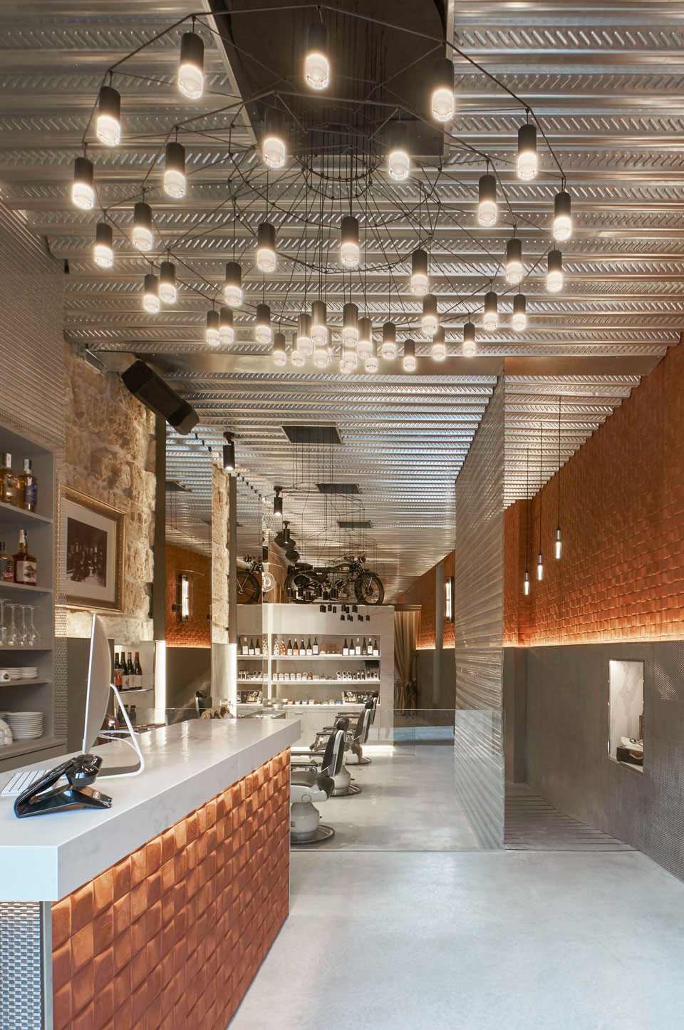Vibia - Stories - Wireflow - Barber Shops