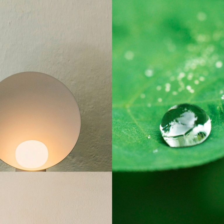 Inspirational Design Concept: Touch of lightness