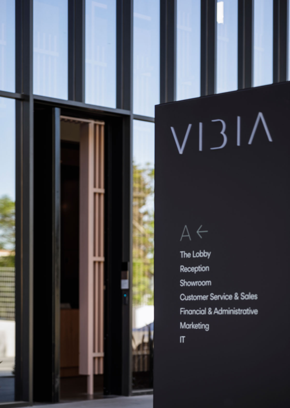 Vibia-The Edit - Gensler visits headquarters