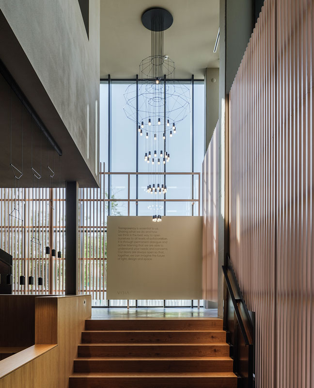 Vibia - TheEdit - New Headquarters and Showroom