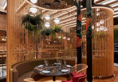 Vibia - The Edit - Palma - Valencia Vaqueta Gastro-mercat