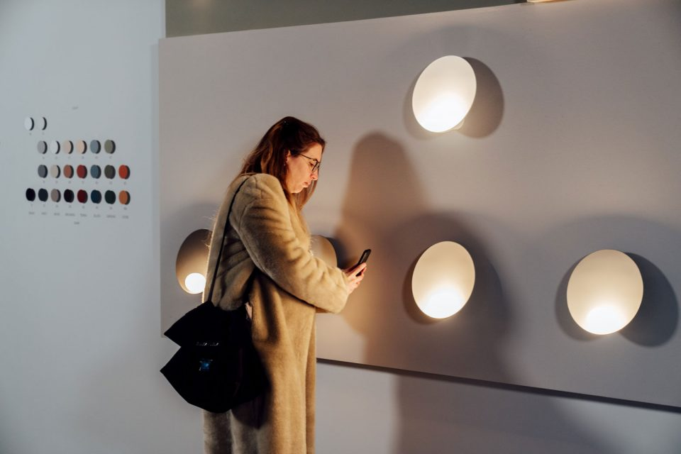 Vibia - The Edit - Chromatica Unveiled before European Press