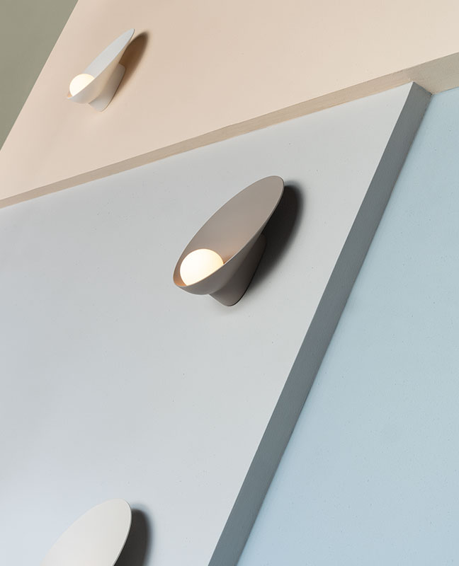 Vibia The Edit - Musa - Chromatica wall