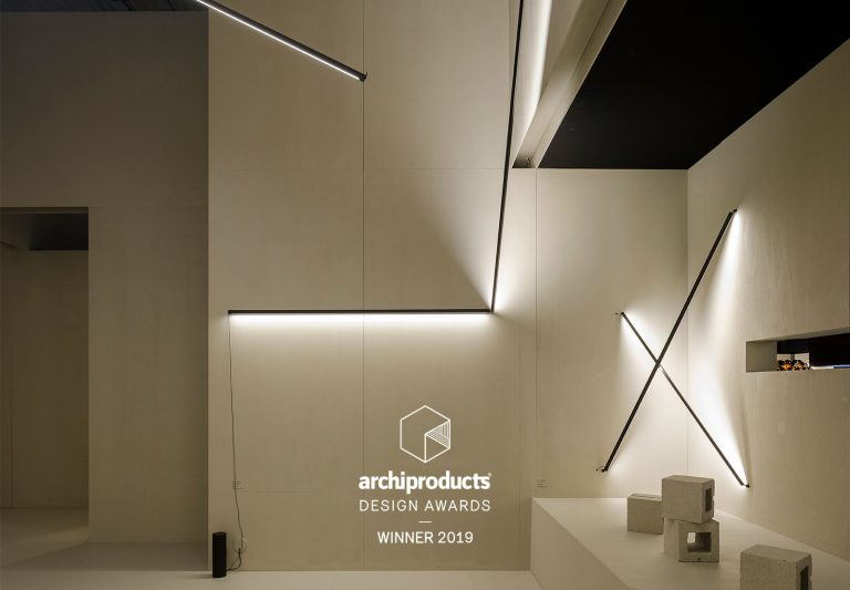 Vibia - The Edit - Sticks wins the 2019 Archiproducts Design Awards