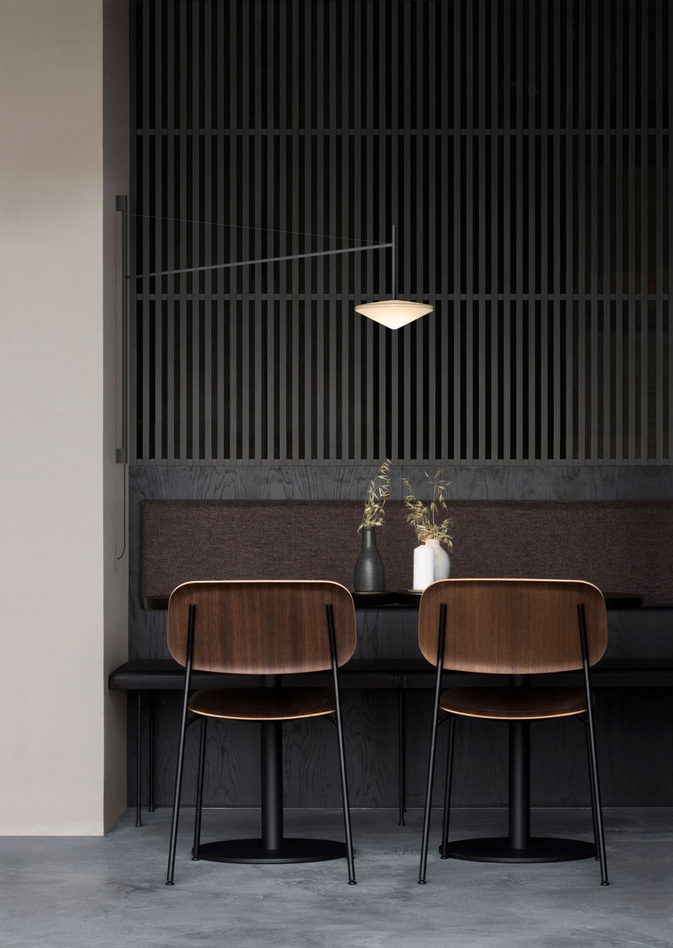 Vibia The Edit - The Versatility of Tempo Wall Lamp