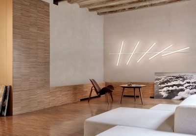 Vibia - The Edit - Halo Wall - Merging Light and Matter