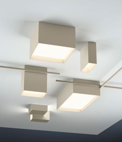 Vibia - The Edit - Introducing Arik Levy's Structural Ceiling Light for Vibia