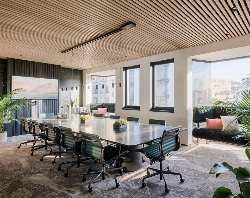 Vibia - The Edit - Wireflow - Stylish San Francisco Co-Working Space