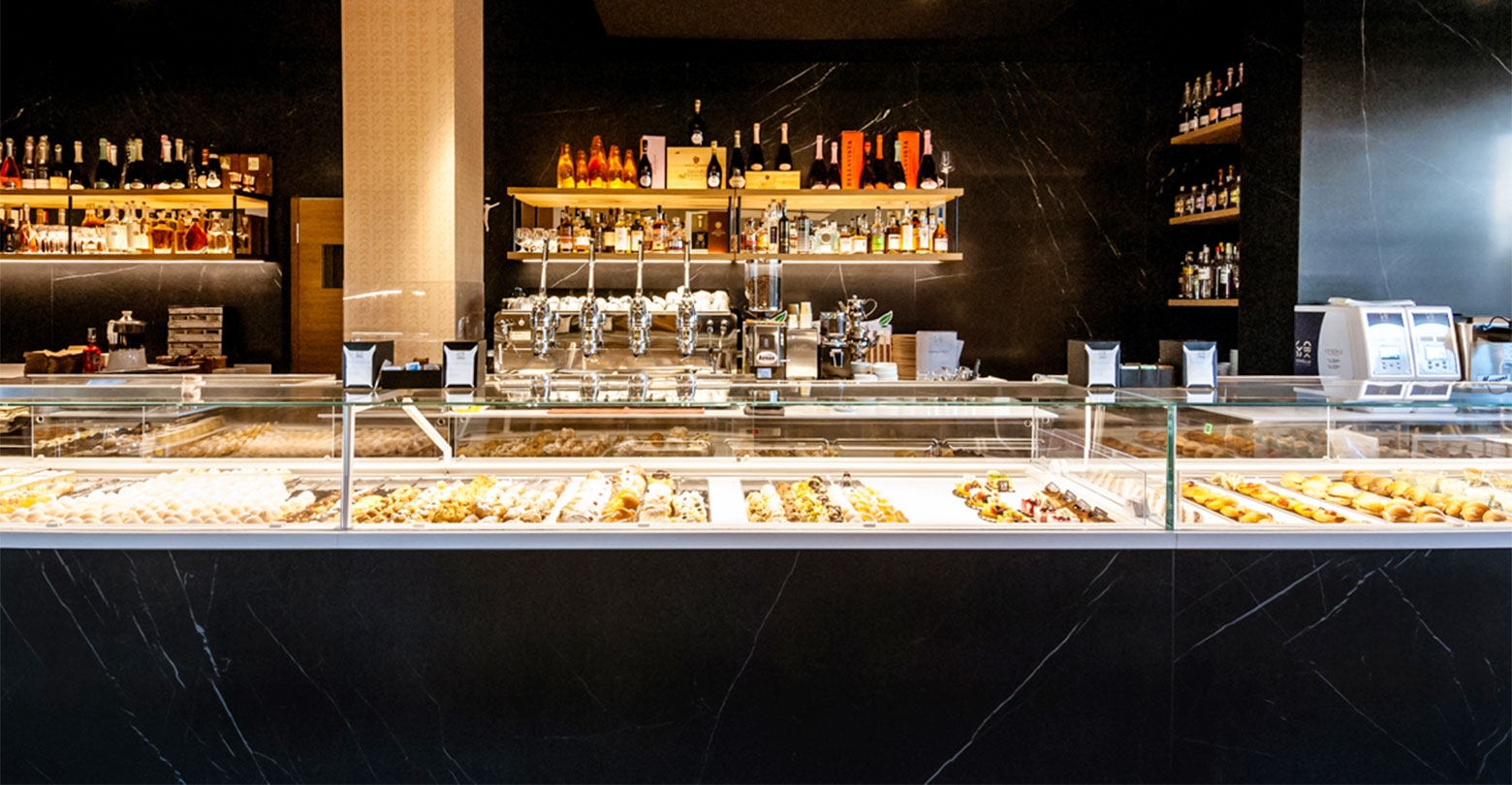 Vibia - The Edit - North - A Sleek Italian Patisserie