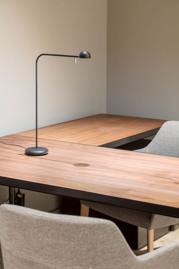 Vibia The Edit - Barcelona Design Team Selects Vibia Lighting for a Fin-de-Siècle Office Space - Pin