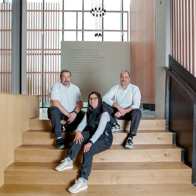 Stories Behind: Vibia's Assembly Team