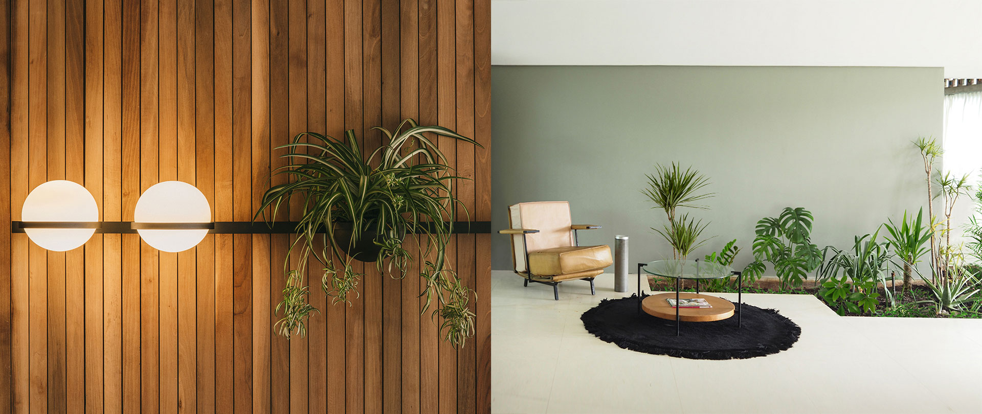 Vibia The Edit - Design Concept - Bringing the outdoors in - Palma