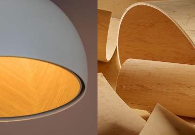 Vibia The Edit - Design Concept - Warm Wood - Duo