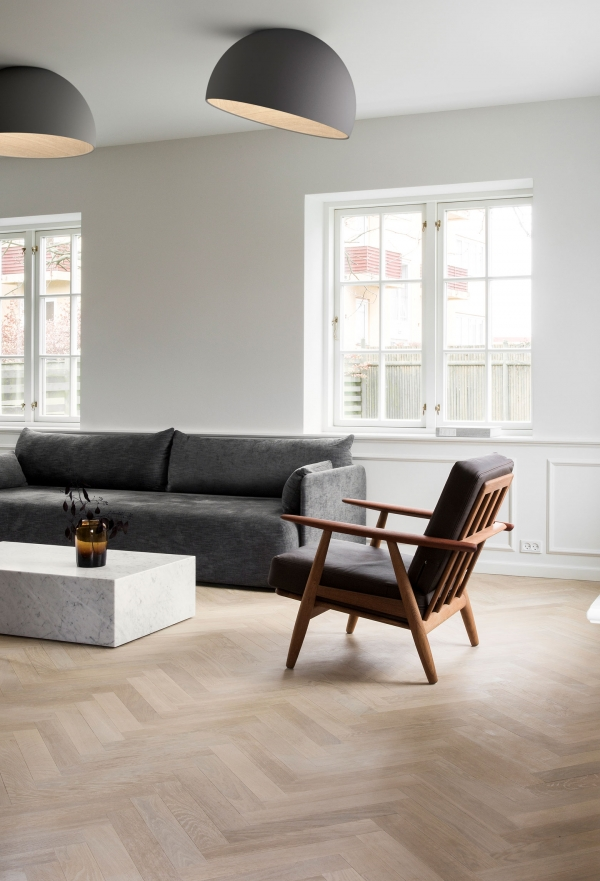 Vibia The Edit - Create a Relaxed Retreat at Home - Duo