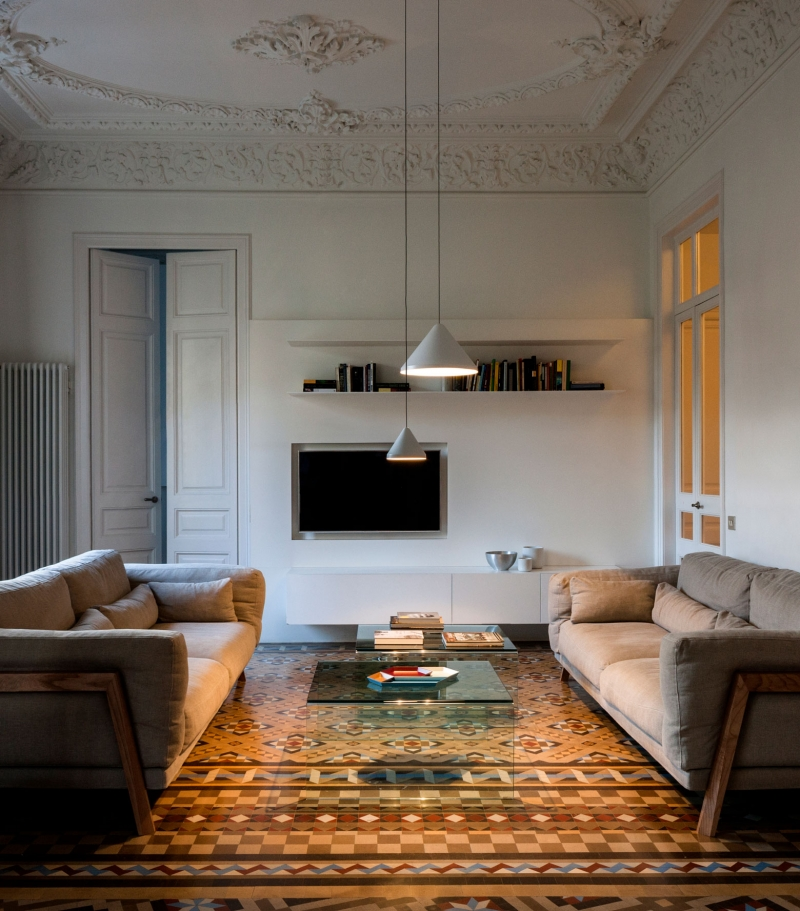 Vibia The Edit - Create a Relaxed Retreat at Home - North
