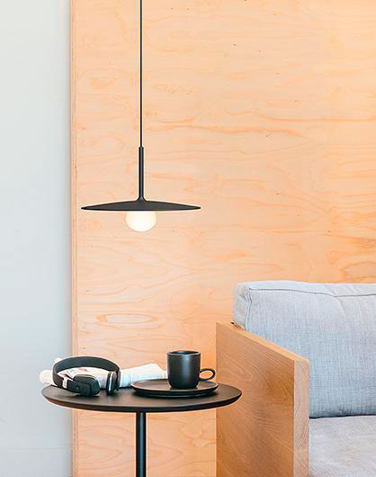 Vibia The Edit - Create a Relaxed Retreat at Home - Tempo