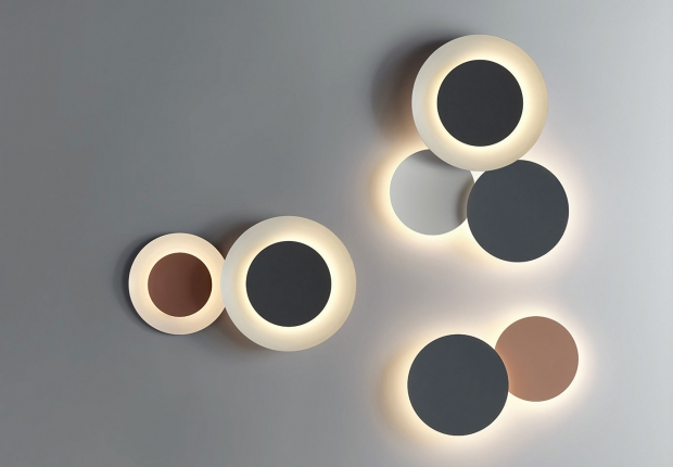 Vibia The Edit - Create your Puck Wall Art