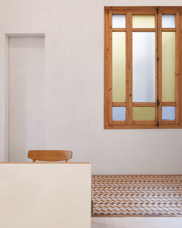 Vibia The Edit - Lighting to Brighten a Historic Barcelona Space
