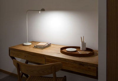 Vibia The Edit - Vibia Illuminates Remote Work Spaces - Pin