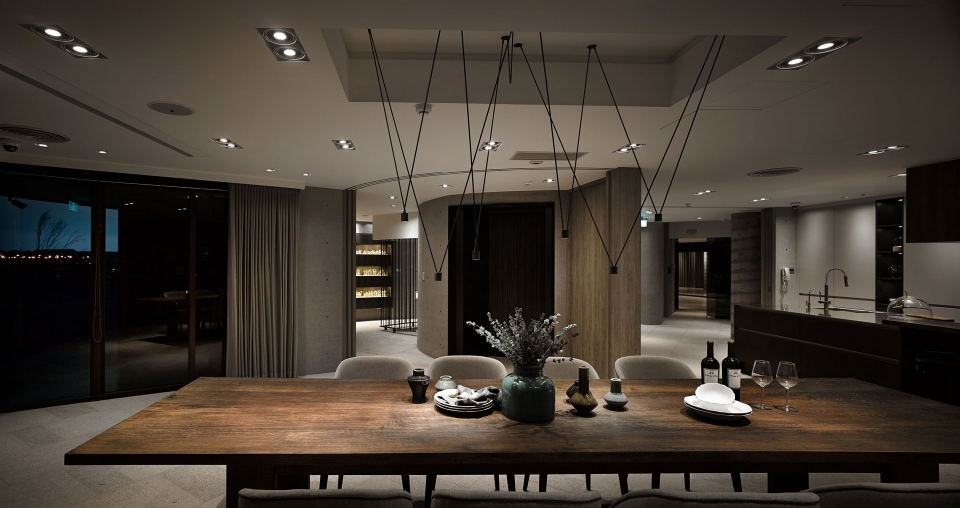 Vibia The edit - Vibia Lighting Lends an Organic Look to a Nature-Inspired Community Space - Match