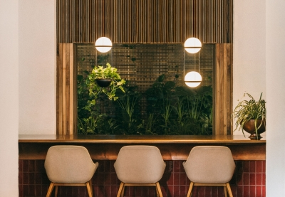 Vibia The Edit - Lighting that looks to nature - Palma