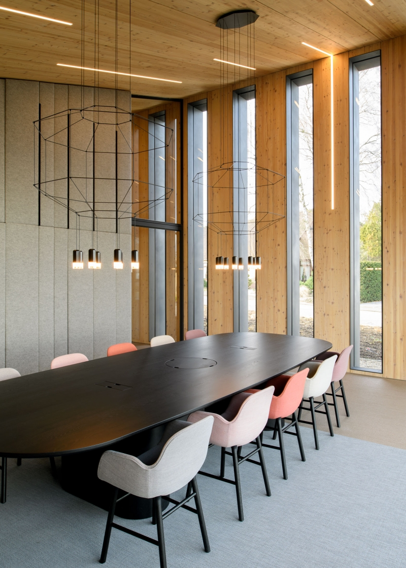 Vibia The edit - Office Space in The Netherlands - Wireflow