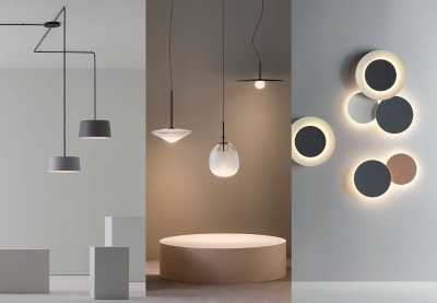Vibia The Edit - Tube, Tempo abd Puck Wall Art HD Awards Finalists