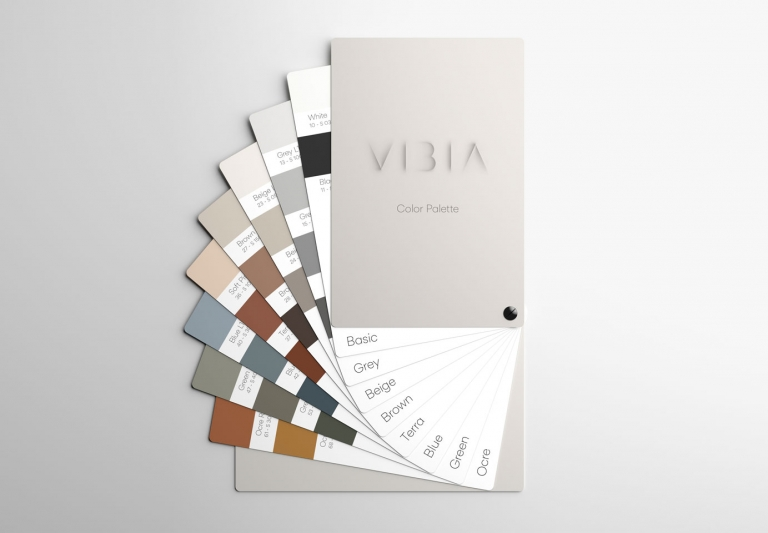 Vibia The Edit - New Chromatica Colour Toolkit