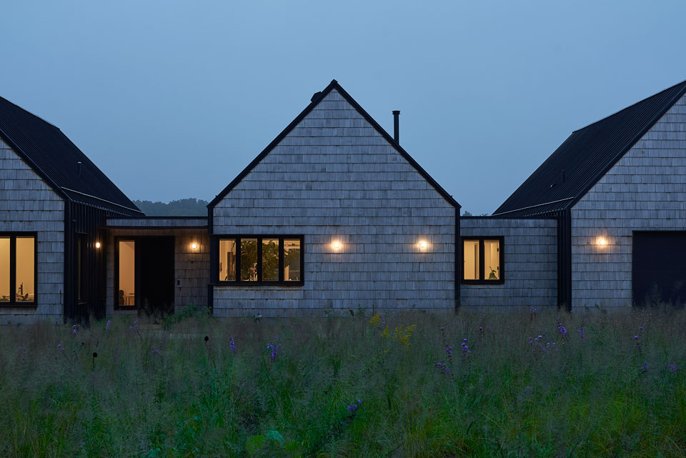 Vibia The Edit - Chicago Architecture Firm Selects Scotch Fixture for Wisconsin Farmhouse