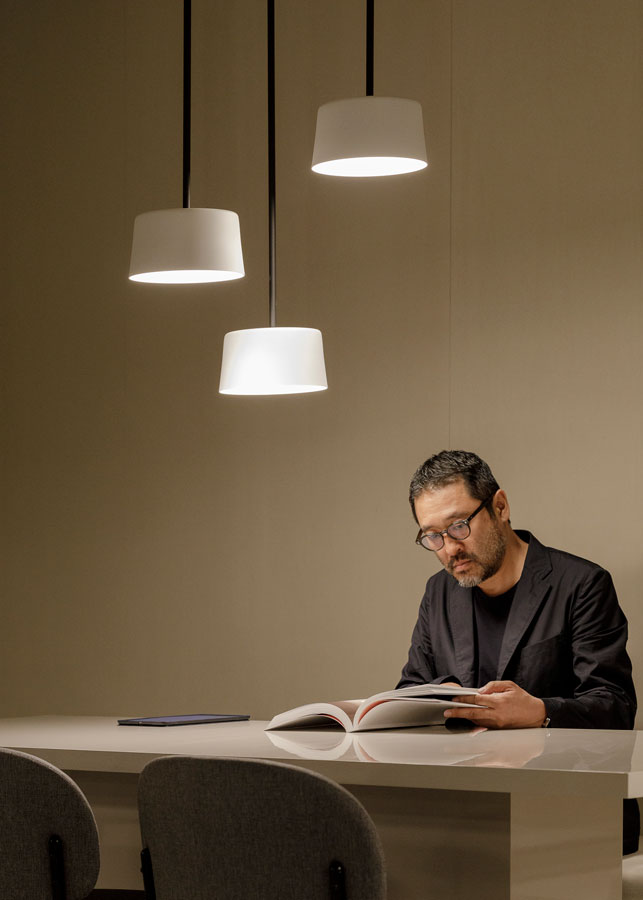 Vibia The Edit - Tube Collection: Behind the Design - Ichiro