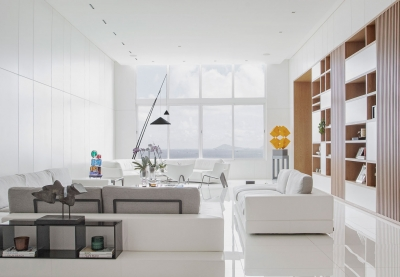 Vibia The Edit - A Contemporary Panama City Apartment - North