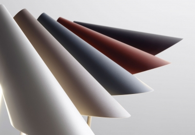 Vibia The Edit - I.Cono collection new finishes
