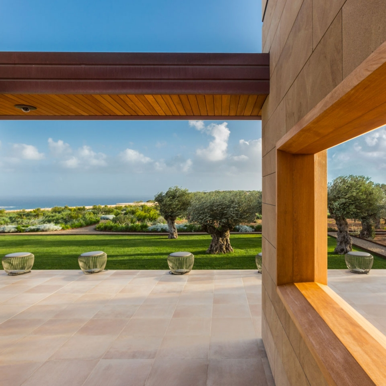 Designers Select Vibia Lighting for a Private Villa in Malta