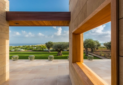 Vibia The Edit - A private villa in Malta - Meridiano