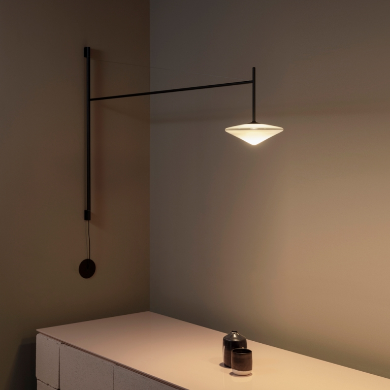 The Versatility of Vibia's Tempo Wall Lamp