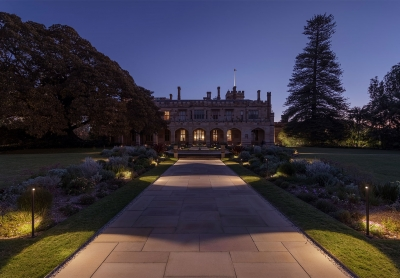 Vibia The Edit - Bamboo Brighten Gardens of Sydney's Government House