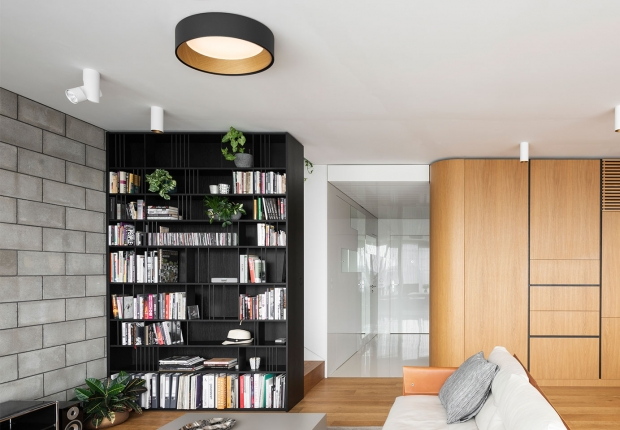 Vibia The Edit - Designers Select Duo Lamp for Bratislava Apartment