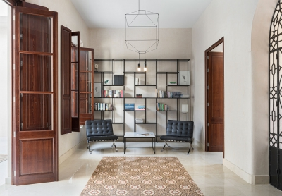 Vibia The Edit - Architects Select Wireflow for a Historic Andalusian Home