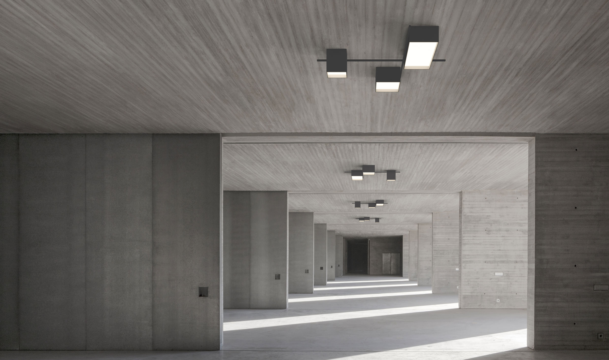 Vibia The Edit - Arik Levy's Architectural Inspiration for Structural