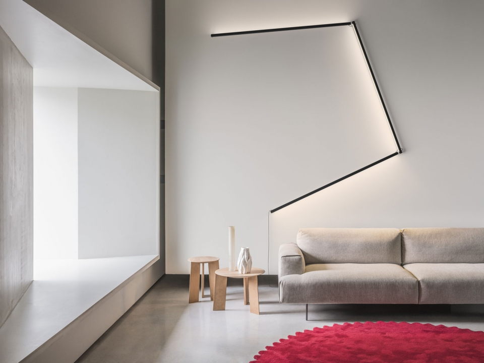 Vibia The Edit - Personalise Residential Spaces With the Sticks Lighting Toolkit