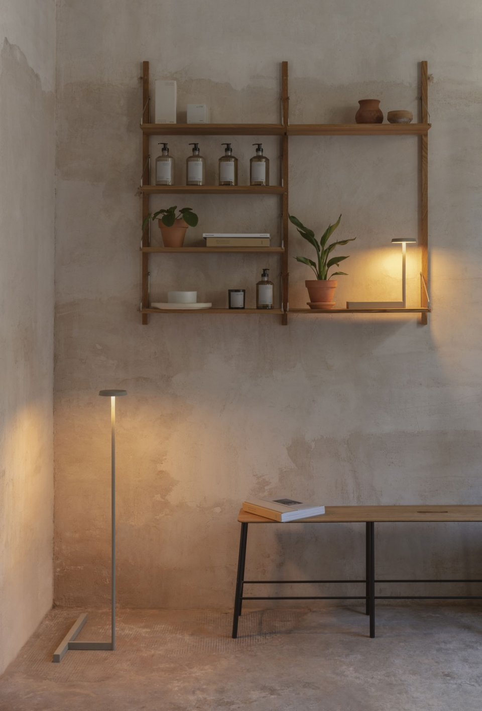 Vibia The Edit - Introducing the Flat Floor Lamp